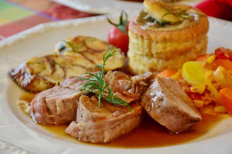 печено свинско месо