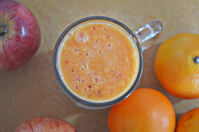 смуди од портокал