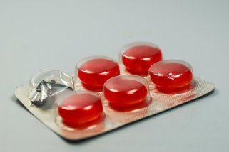 црвено грло природни лекови