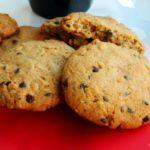 интегрални колачиња со овесни снегулки
