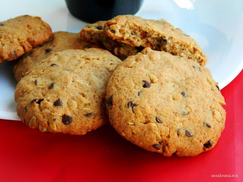 колачиња со овесни снегулки