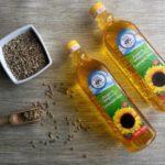 ладно цедено сончогледово масло
