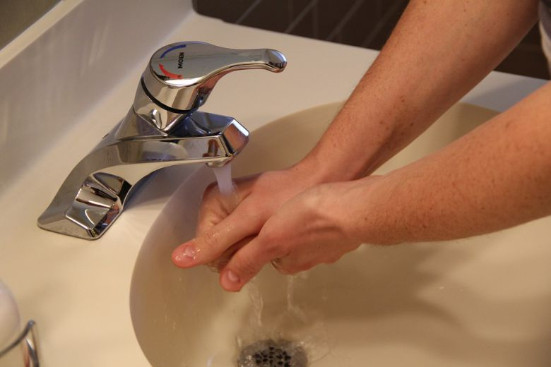 паста за чистење на рацете