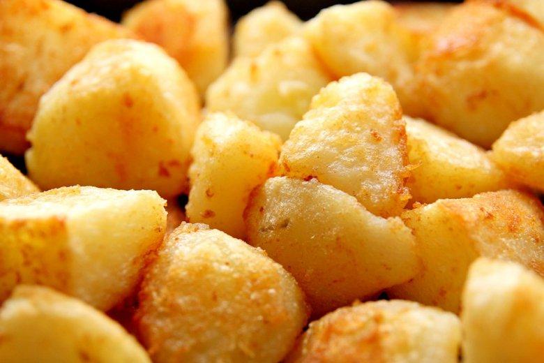 Похувани компири во рерна 2