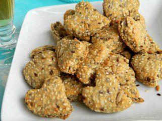 Ржани грицки со семки 1