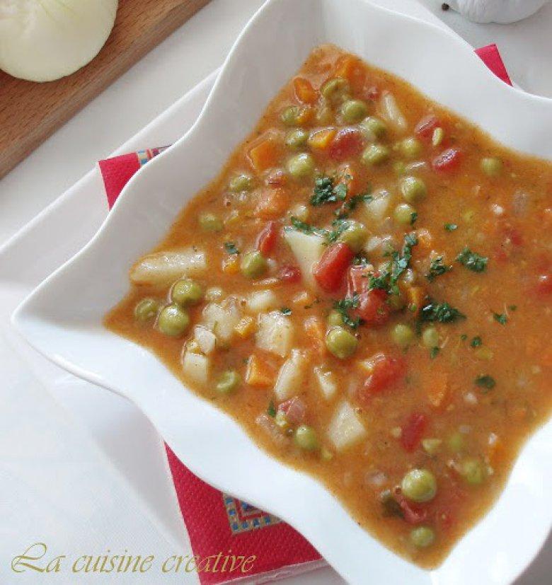 Лесна чорба од зеленчук 2