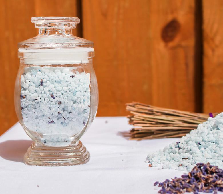 морска сол за капење