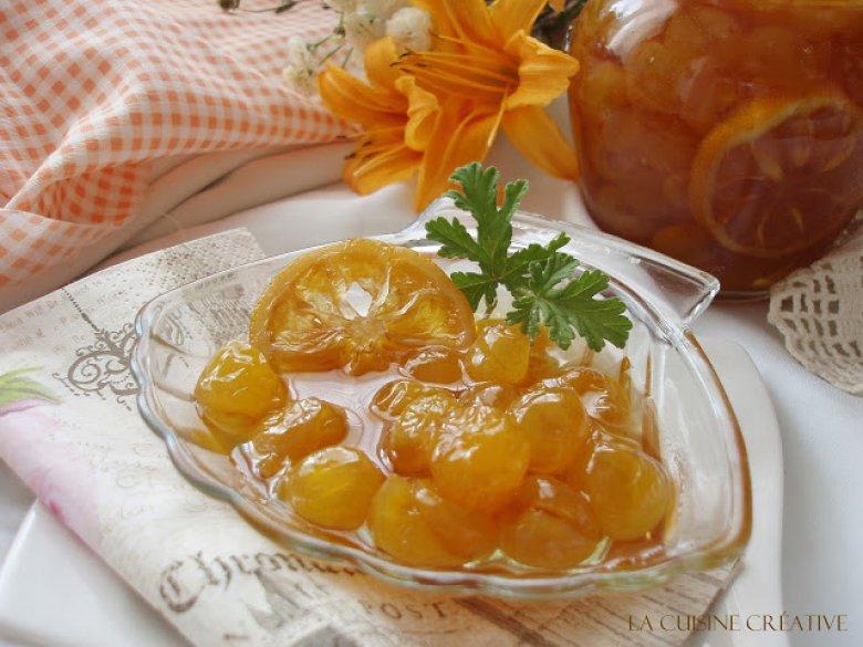 Десертно слатко од бели цреши 2