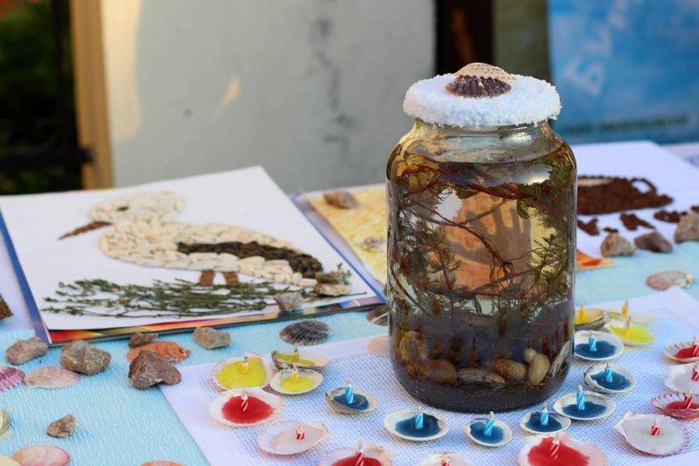 """Галерија од креативна работилница """"Со боите на храната креираме уметност"""" 3"""