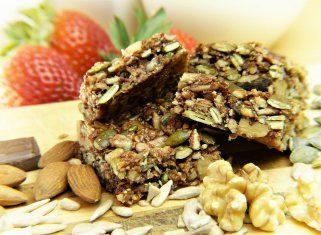 Гранола бар од здрави состојки - лесен домашен рецепт 1
