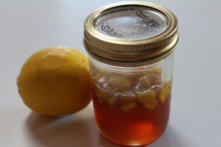 Лек од мед за болно грло 1