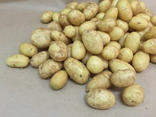 Млади компири на разни начини 1