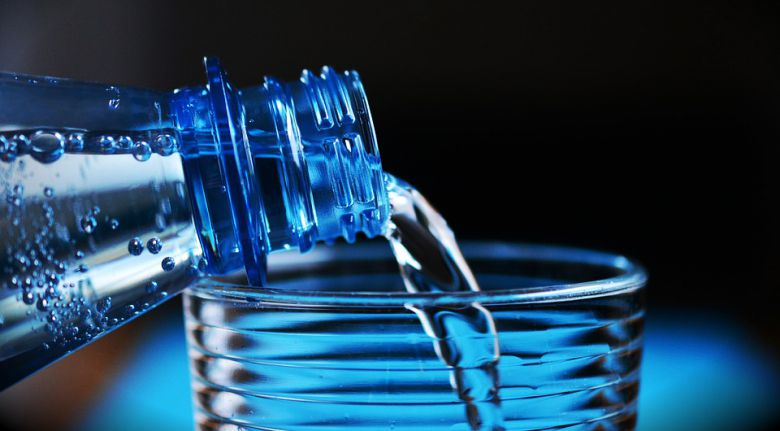вода пред спиење
