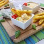 Солено крем бруле со сирење
