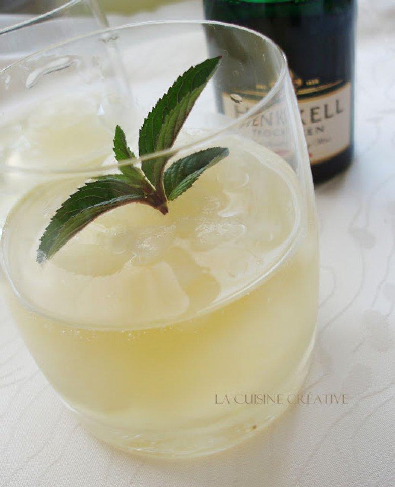 Сорбет од лимон и рецепт за ладно освежување 2