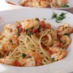 Лесен рецепт за шпагети со ракчиња 1