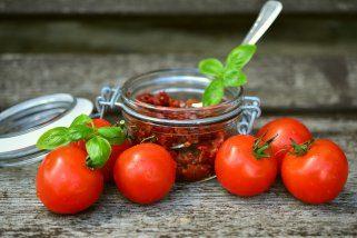 домати сушени на сонце