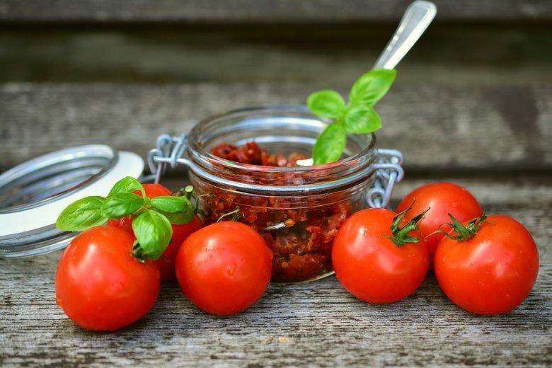 сушени домати на сонце