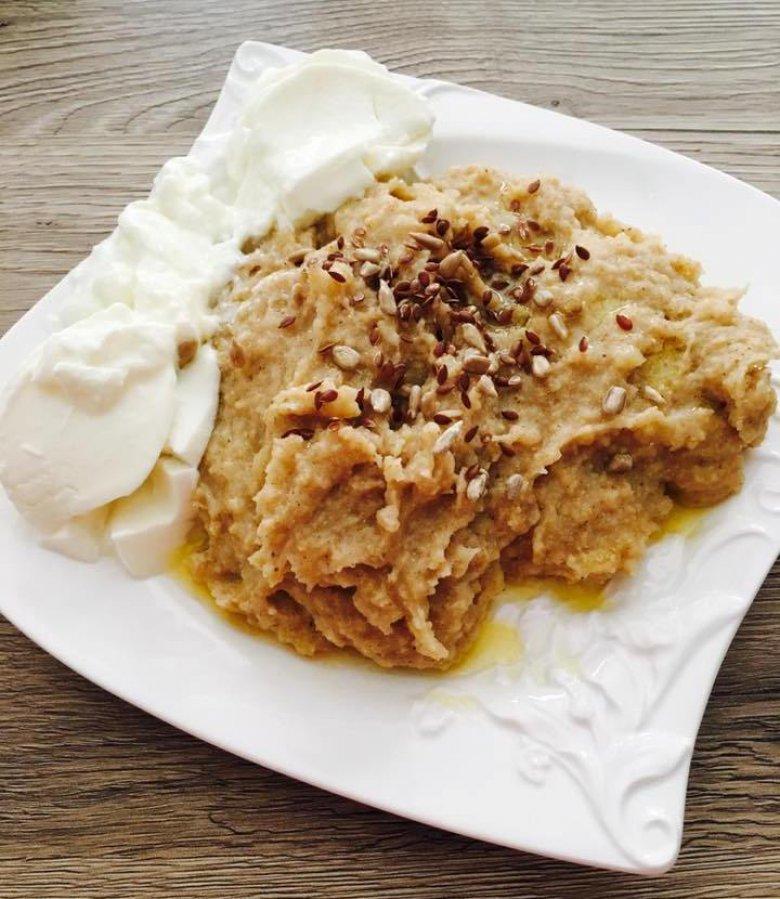 Качамак од jачменово брашно и кисело млеко - хроно рецепт 2