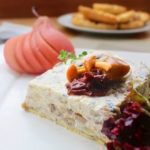 намаз од сирење и печурки