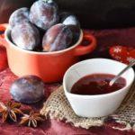 3 рецепти за домашен џем од црни сливи 1