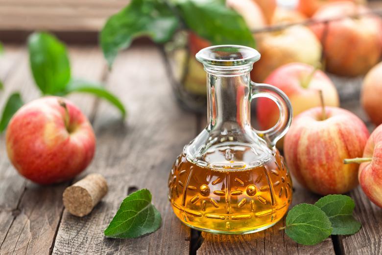 домашна јаболкова киселина