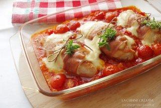 Ролован пилешки стек во пикантен сос 1
