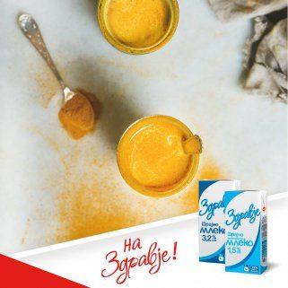 златно млеко за опоравување на половината, подобро здравје и подвижни зглобови 1