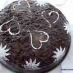 Чоколадна чизкејк торта 1