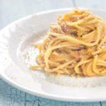 Оригинален класичен рецепт за карбонара шпагети 1