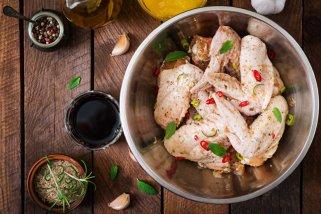 Маринада за пилешко месо на Азиски начин 1