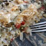 Потпечени тестенини со фил од блитва 1