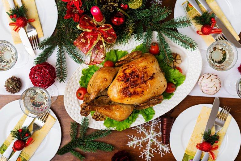 Божиќна печена мисирка 2