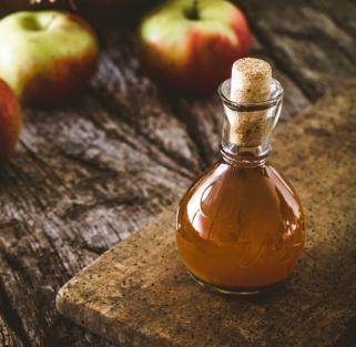тоник со јаболкова киселина против настинки и грип