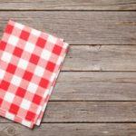 Направете сами миризливи крпи за бришење на дрвени површини 1