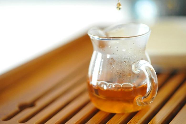 зелен чај за раст на трепките