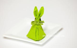 декорација-на-салфетки-велигденско-зајаче