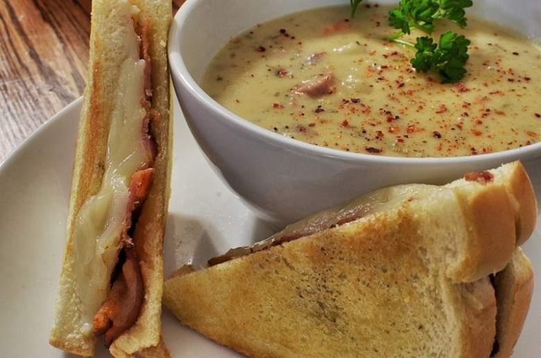 крем супа од компири
