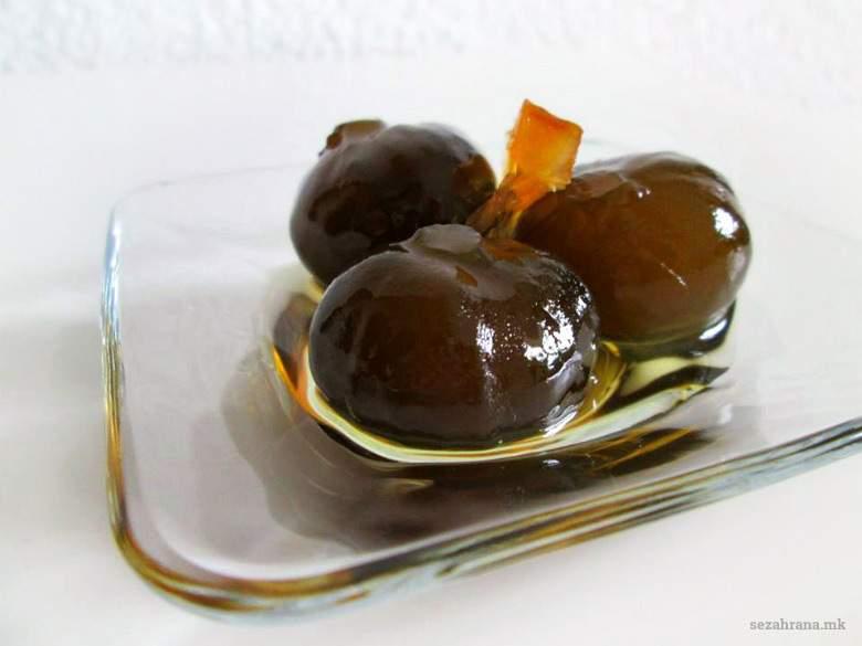 домашно слатко од смокви