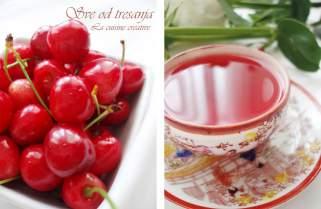 домашен чај од цреши - диуретик