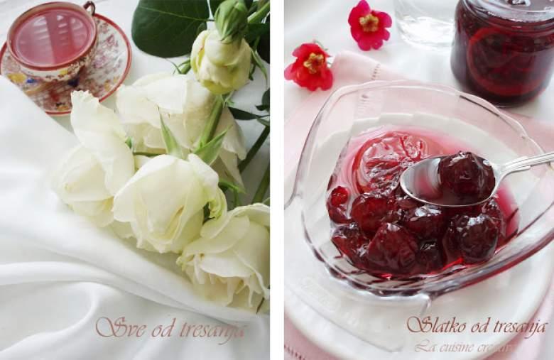 рецепт за домашно слатко од цреши
