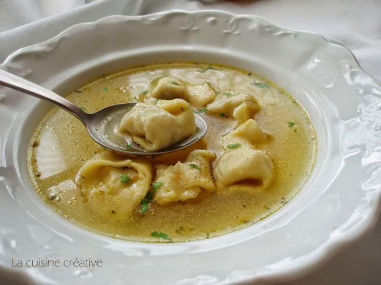 супа со тортелини рецепт