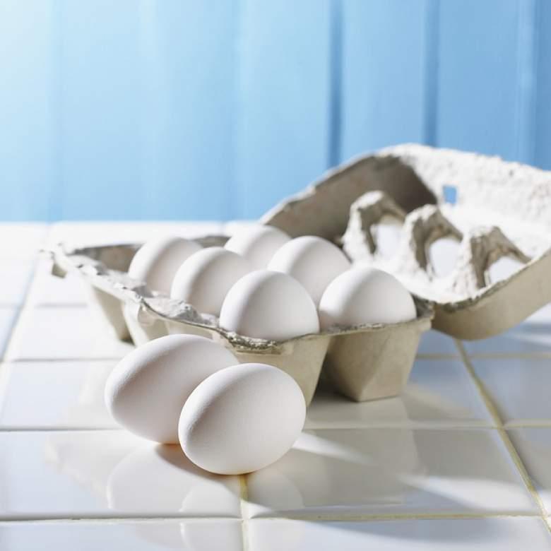 јајца - чувари на видот, кожата, косата