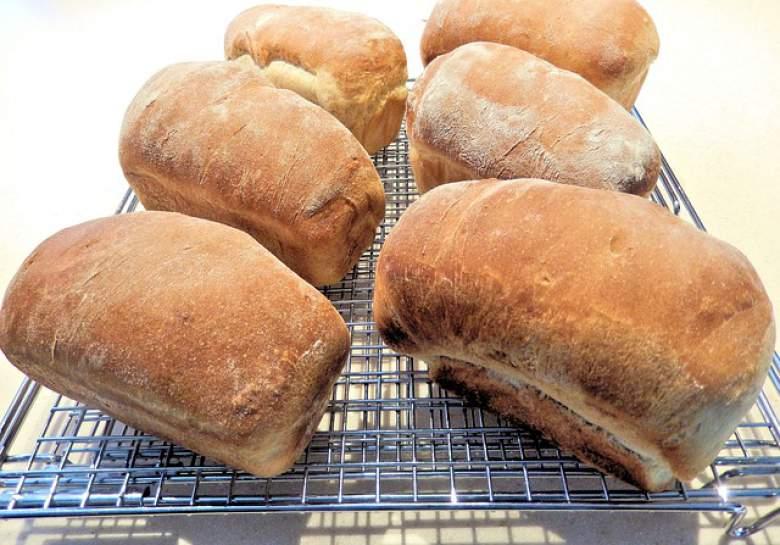 Рецепт за домашен леб