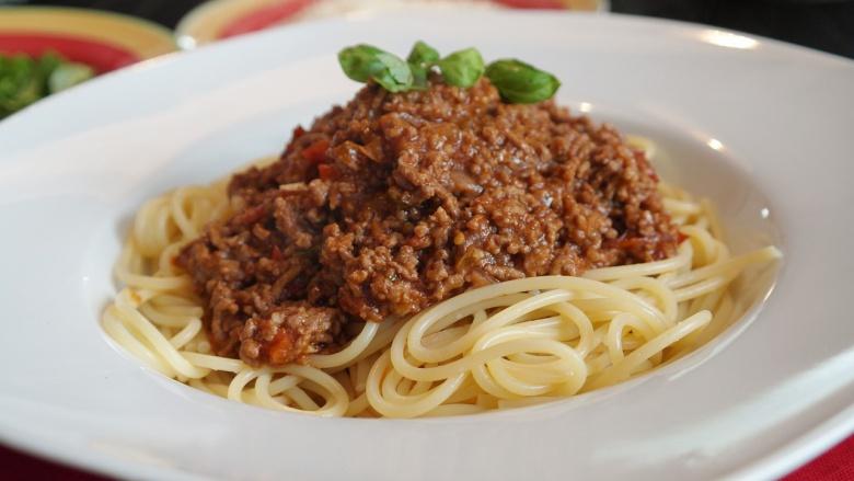 шпагети болоњезе