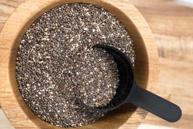 Чиа семе на иднината Salvia hispanica 2
