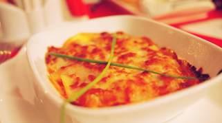 Вегетаријански лазањи - поснo јадење
