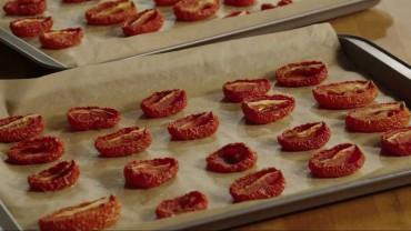 сушени домати во рерна 1