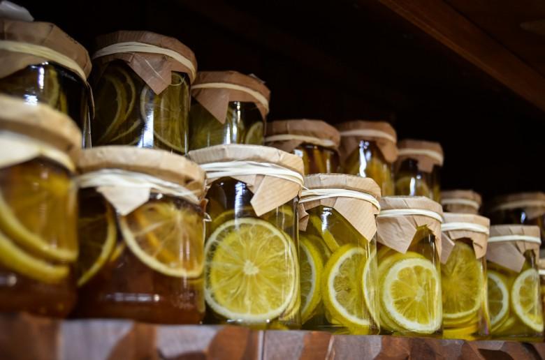 природен сируп со мед