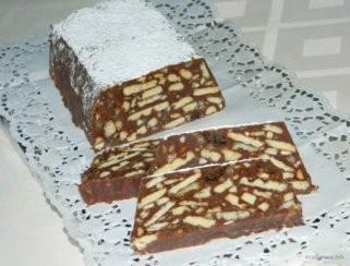 брза посна торта